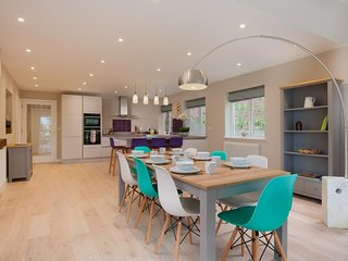 Ness Dene House - Brand New!  5* Holiday Home In Shaldon