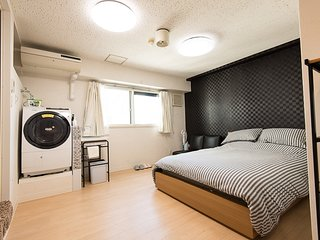 #10 Shijuku Apt Wifi/AC/Washier/Dryer