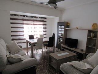 Apartamento Playa Cabanal-Malvarrosa
