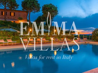 Casa di Bacco 16+4 sleeps, Emma Villas Exclusive