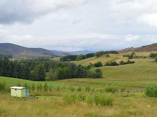 Ecocamp Glenshee Romantic Shepherds Hut