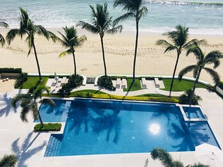 Luxury Bucerias Beachfront Condo at AZUL