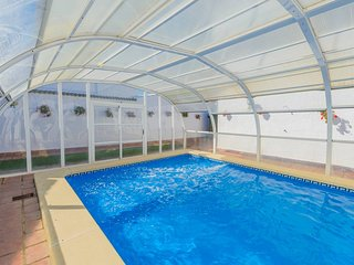 Rural House with exclusive pool for groups in Cordoba