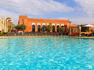 Kenzi Club Agdal Marrakech All Inclusive Deluxe Double Room (2 Adults+ 1 Child