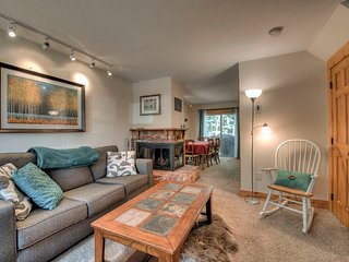 Silverthorne Condo,Easy Access To Resorts & Trails