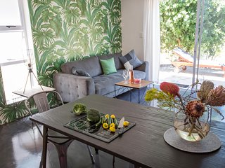 Traumhaftes Designer-Loft für 2 Gäste mit eigener Terrasse