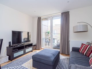 A beautiful modern 2 bedroom apartment