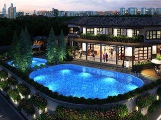 Solano Hills luxurious studio condominium
