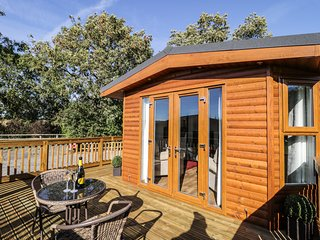 BEACH TREE LODGE, WiFi, hot tub, Stamford Bridge