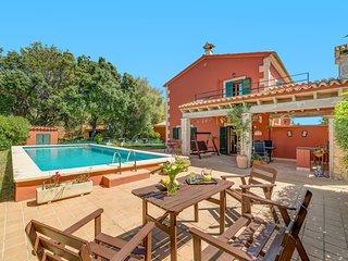 Holiday Villa ES CASETO, 6 people