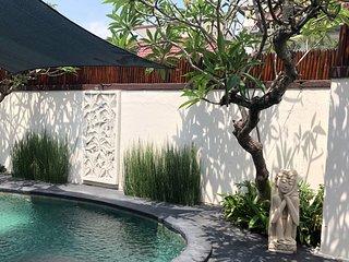 SEMINYAK - Villa KIRANA -  2 BEDROOMS with private pool