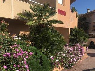 FRÉJUS-PLAGE -  A deux pas de la plage, ravissant appartement avec WIFI gratuit.