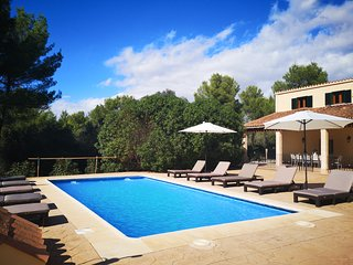 Map Data Terms of Use Spacious Mallorcan Finca with Land, Private Pool, Wifi