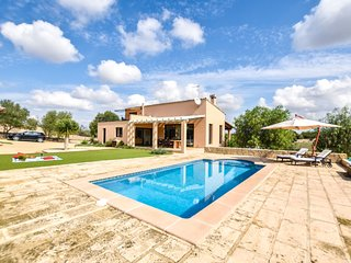 3 bedroom Villa in Sineu, Balearic Islands, Spain - 5544126