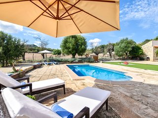 3 bedroom Villa in Sant Joan, Balearic Islands, Spain : ref 5544126