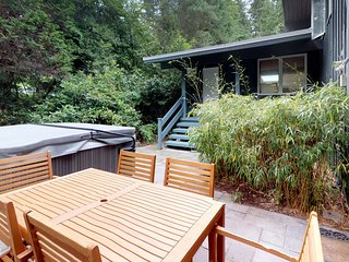 2 Bedroom West Vancouver Home in Forest