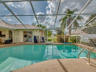 Villa Breezy, Cape Coral
