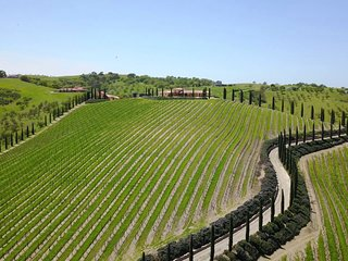 Aterno Estate & Vineyard, Tuscan Villa & Guest House
