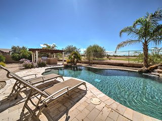 Chic Maricopa Golf Course Escape w/ Outdoor Oasis!