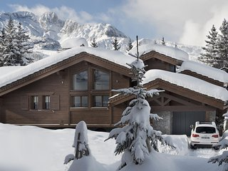 Luxury Chalet in the Nogentil area of Courchevel