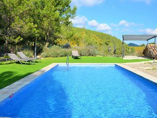 3 bedroom Villa in Pontons, Catalonia, Spain : ref 5622404