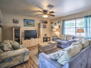 NEW! Titusville Home w/ Patio - 20 Mins to Beach!