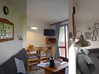 2*Silver 4 person Apartment on the slopes (C)