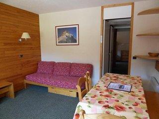 Appartement situé au coeur de Plagne Bellecôte