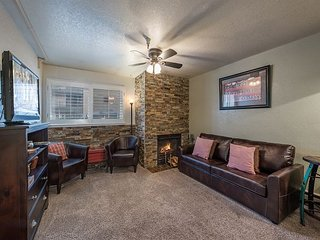 Cozy Carriage House Condo with WiFi, Fireplace - By PADZU