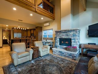 Custom Ski Home within Steps of Main Street - By Ovation Vacation Rentals