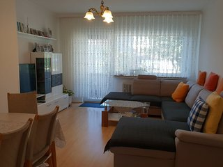 Apartment 819 m from the center of Hanover with Internet, Parking, Balcony, Wash