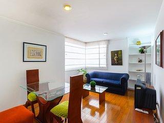 lindo apartamento cerca al parque de la 93