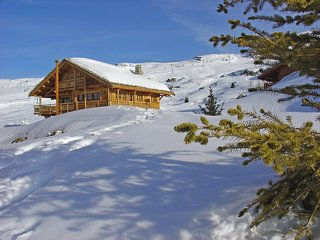 Acces direct aux pistes! Grand Chalet 15p avec sauna prive