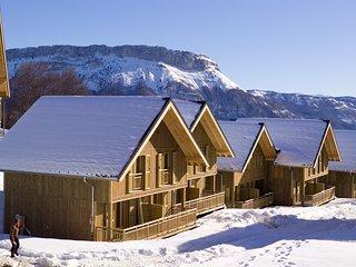Appartement Cosy Dans un Chalet | Près du Centre + Ski Nordique