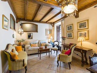 La Casa De Illora, Barbacoa, Chimenea, Piscina, 500 M2