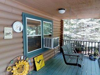 Moose Cabin 1