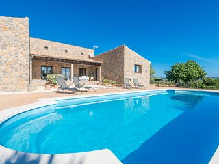 BELLPUIG - Villa for 8 people in Artà