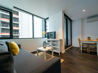 A Modern & Comfy CBD Apartment Near Southern Cross