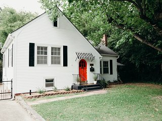 NEW! The Paddock | Historic Neighborhood Bungalow