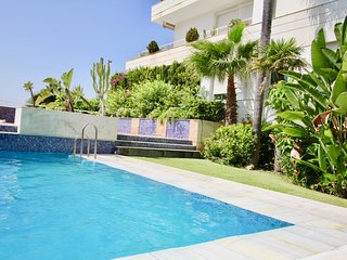 Beachfront Apartment in Marbella Centre