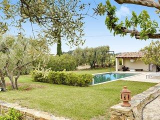 Mas Provençal avec piscine 11x5 dans les vignes
