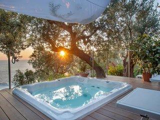 Nice villa with sea view - private hydropool