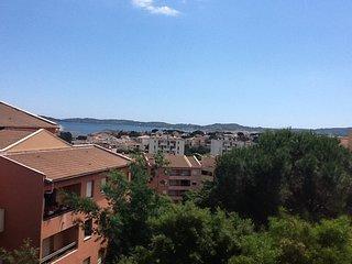Sainte Maxime les Bosquets belle vue mer