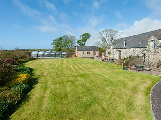 Ysgubor Degwm: Impressive detached barn conversion, full of character WAG517