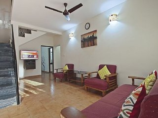 Well-appointed 1-BR villa, near Calangute Beach