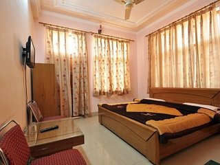 A property features simple interiors and well-maintained accommodations