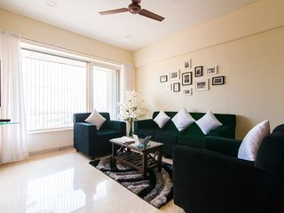 Modish 2 BHK for group vacations