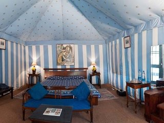 Tamsa Tent Room for the uninhibited traveller