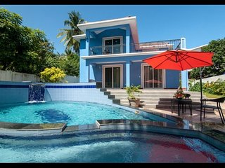 Stylish 3-BR villa, with a pool