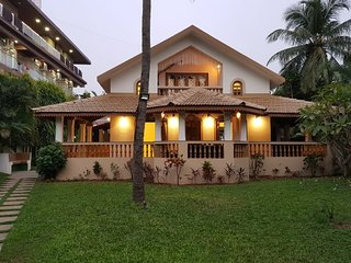 Lavish 4-BR villa for large groups, ideal for a luxurious holiday